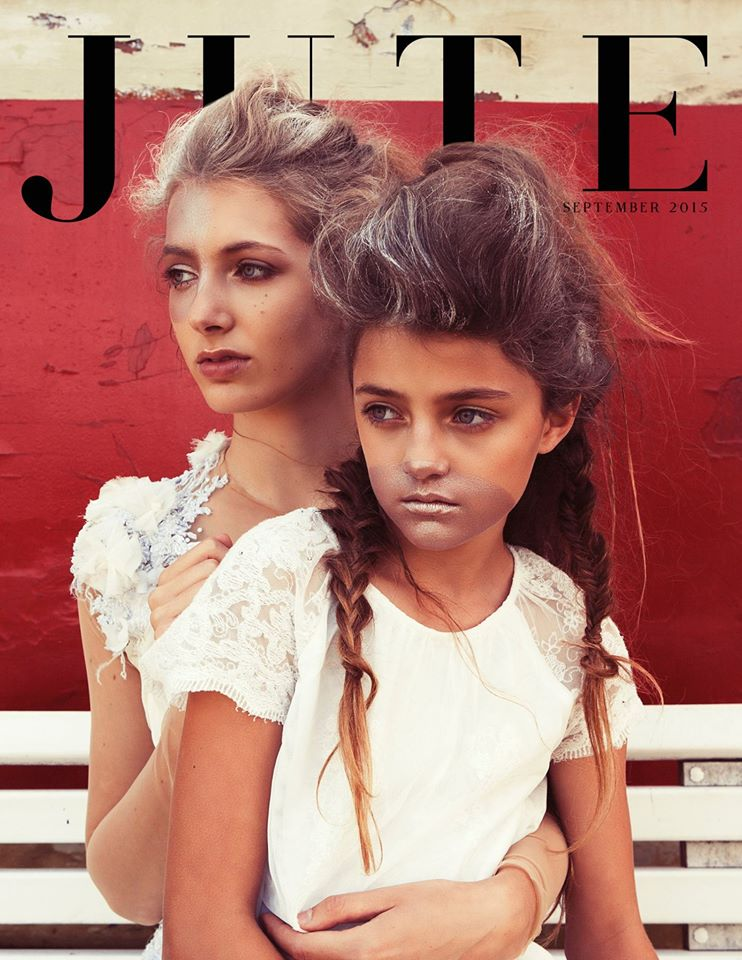COVER JUTE magazine